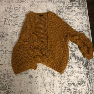 Vici Sweaters - Extremely cute and fluffy cardigan